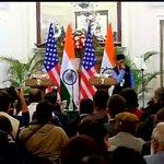 @BJPOdisha: PM Narendra Modi & President Barack Obama to issue a joint statement shortly #ObamaInIndia http://t.co/4TK8sP8zpq #BJP #Nar...