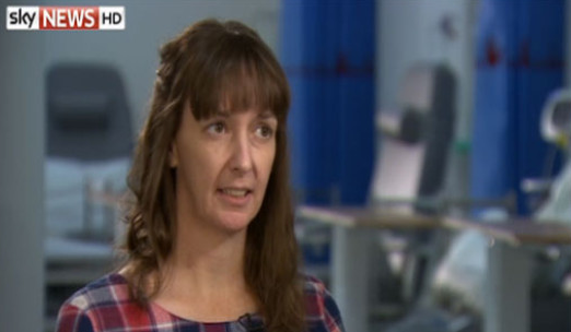 Scottish Ebola nurse credits Irn Bru for her amazing recovery