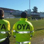 Hoy es domingo de servicios en la #DYA. Una dotación da cobertura al encuentro entre @CPCacerenoSAD y #ElPalo http://t.co/SwOgkqJpFB