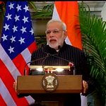 The civil nuclear agreement was the centerpiece of our transformed relationship : PM Modi #ObamaInIndia http://t.co/rboZEQNL6F