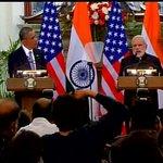 PRESS CONFERENCE | US backing Indias claim for UN security council seat: PM @narendramodi #NamasteObama http://t.co/PNjHqzT1U3