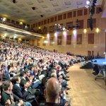 . @marianorajoy clausura la Convención #JuntosxUnGranPaís. Gracias por elegir #Madrid para este encuentro :) http://t.co/88r5f0gKjo