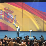 """. @marianorajoy: """"Tened orgullo por nuestro país. Hablad bien de España"""" #JuntosxUnGranPaís #ConvenciónPP http://t.co/k28GerS9Qn"""