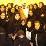 King Abdullah probably didn't  believe in afterlife.So he didn't wait for heaven.He enjoyed 72 virgins here on earth.