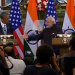 This chemistry has brought Barack closer to me but also brought the people of India and America closer: PM Modi http://t.co/Kt2QSegxN2