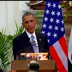 He calls him Modi and he calls him Barack. And they talked about sleep issues. http://t.co/mUGW83MpBT