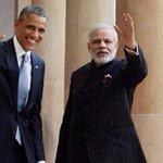 #NamastePOTUS: Bollywood star comparison by POTUS makes Prime Minister Modi laugh http://t.co/Lsz8LvwfeS http://t.co/YCD0eLjX6q