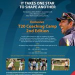 Interested in learning the art of death bowling and how to reach those big boundaries? Join my #T20 camp this feb