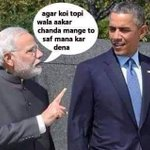 """Reason why Kejriwal isnt invited to Republic Day parade. HA HA HA """"@KiranKS: Haha..best quip about #NamastePOTUS :) http://t.co/9A7RoutE58"""""""