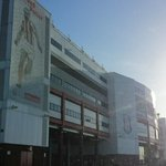 The Brit in the sun this morning #scfc #stoke http://t.co/kKzB5toPgS