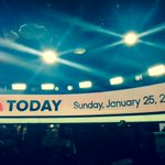 Good Morning from Studio 1A! 15 minutes to air - join us! #RiseToShine http://t.co/FzOTHKOh8n