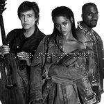 .@Rihanna lança música nova com @PaulMcCartney e @KanyeWest. http://t.co/uuYQfPTrMq http://t.co/083uxEI03A