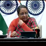 Sujatha Singh,Foreign Secy : There has been breakthrough in strategic,civil nuclear,defence & on economic sides http://t.co/OockGZKbcK