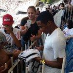.@Elias0707 veio ao Pacaembu para acompanhar a final da Copinha. http://t.co/TPFuTOUoSA