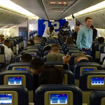 Wheels up on this #SuperBusinessTrip.   Next stop: Super Bowl XLIX http://t.co/4fWrZGEDQM