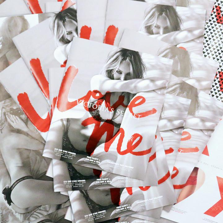 Our Valentine's Day catalogue… Which pages have you earmarked so far? #LoveVS http://t.co/z6mKyEHeMx