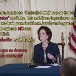 """Roberta Jacobson (@WHAAsstSecty) y su """"Sociedad Civil"""" en #Cuba. Pura #MANIPULACIÓN http://t.co/JDkJt0rTRJ"""