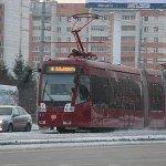 Трамвай, который смог. В Казани трамвай разогнался до 82 км/ч и попал на камеру видеофиксации. http://t.co/9rCa9DeLhN