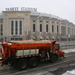 DSNY issues snow alert for Monday, Jan. 26 @ 12:01 a.m. Salt spreaders & plows are ready. Possible blizzard coming. http://t.co/wA6xdw53eW