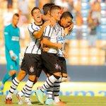 ACABOU!!!!!!!! Timão vence Botafogo-SP por 1 a 0 e conquista seu nono título da Copinha. VAI CORINTHIANS!!!! http://t.co/hcfS8Ct4FQ