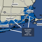 BREAKING: #Blizzard watch now includes the #NYC metro and northeast New Jersey for Winter Storm #Juno http://t.co/MHmW3FywAf