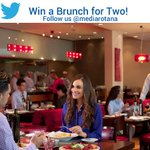 Dear participants, RT if you are enjoying our contest! #WIN a #Brunch for #Two at #MediaRotana #Dubai. http://t.co/7HK3Snux7O