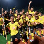 Malaysia bashes Poland 8-0 to emerge World Hockey League Second Round champs http://t.co/V3BlK2VPoI http://t.co/MmuzJe8Uak