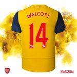 GOAL FOR @ARSENAL! http://t.co/UNZX6whCXo