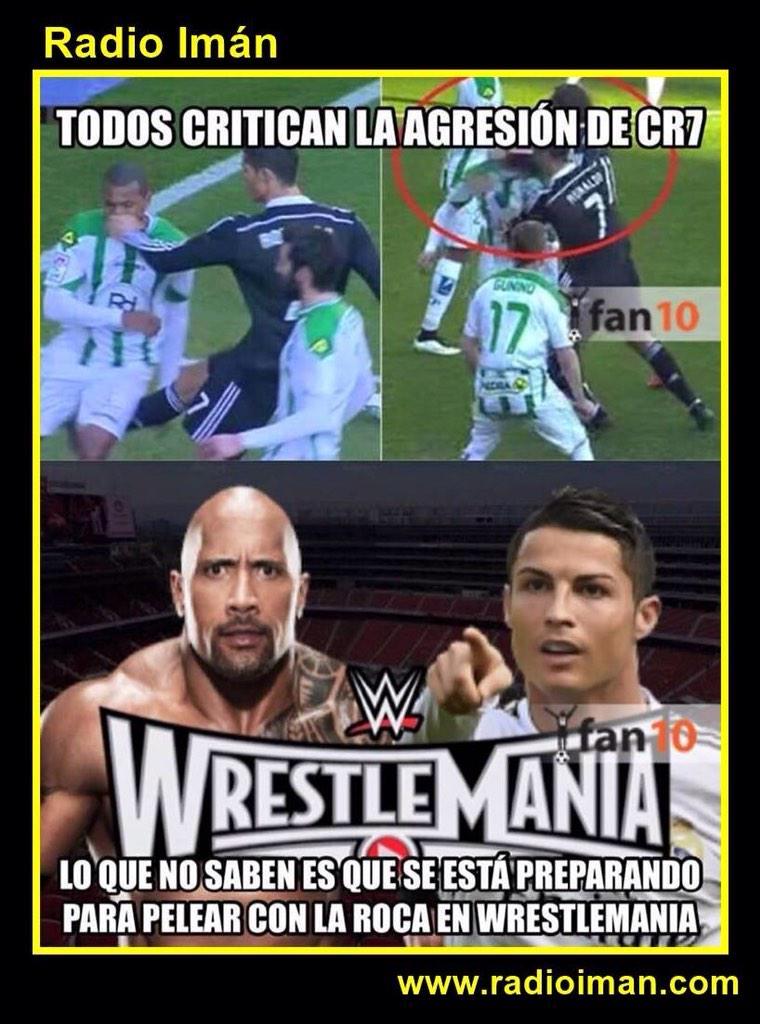 Qué opinan, se dará este duelo? @PeriodicoMETRO @GDLMetro @reformacancha @canchamural @SanCadilla @WWEAmLatina @WWE http://t.co/qAueR1Q2dN