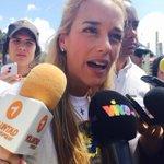 #25E Tintori asegura que Maduro viola derecho fundamental de Lopez a la visita #360ucv http://t.co/yc3GvIC8oz