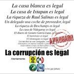 """Va imagen del """"Gobierno legal"""" con el cual vivimos y hemos aceptado. Via @Samuelitasi http://t.co/6uPg1Y2ieg"""