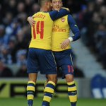 .@theowalcott and @MesutOzil1088 give @Arsenal a two-goal lead. Read the #BHAvAFC story so far http://t.co/N7YhHOKNxd http://t.co/KhQsZHBZDT
