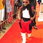 A young Celebrity receives a red carpet welcome at Pastor Bugembes church for a special #CelebService todat http://t.co/g9spQAg26M