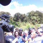 ¿LO LLAMAMOS DICTADURA O TODAVIA NO? - Negaron entrada a Ramo Verde a expresidentes para ver a Leopoldo Venezuela http://t.co/DeRgZcuCIN