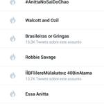 #AnittaNoSaiDoChao e Essa Anitta nos trends mundiais. http://t.co/8axBC0kGjn