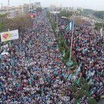 Well done Karachi, well done Jamaat e Islami for this great show in love for Prophet SAW. http://t.co/EfWPCXwfnY