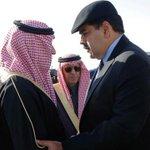Presidente Maduro llegó a Arabia Saudita http://t.co/gTr2YjEAn1 http://t.co/mbAP6JGlFG