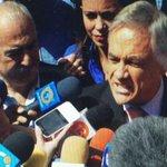 ExPdte @sebastianpinera desde Ramo Verde: No nos queda dudas de que @leopoldolopez sí es un preso político. http://t.co/lhTbIc5D9Z