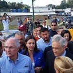 Violan los DDHH de cada venezolano, hoy le prohiben la visita de los Ex presidentes en Ramo Verde a @leopoldolopez http://t.co/sghBlJj0us