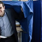 Radical Left Party Syriza leads greek election exit polls http://t.co/0Dl8q1cgTB #GreekElections #ekloges2015 http://t.co/UtgiPOz1KN