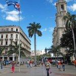 Me interesa que conozcan la #Cuba que no muestran los enemigos de la Revolución Cubana. http://t.co/MryeZNXLY7