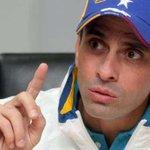 Capriles: 25 mil asesinados en 2014 y Nicolás cruzó el mundo para el funeral de un rey-http://t.co/svaBn4Ovvh http://t.co/DxbkTqaUKn