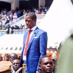 Late tweet: Im glad to learn that President Edgar Lungu is being dressed by a young Tanzanian designer. #Zambia http://t.co/8ot67nAfZX