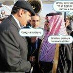 #Venezuela Nicolás MABURRO en Arabia Saudita, el propio JALA BOLAS.... http://t.co/c570ox1WbV