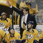 .@DavidClimer: Slow and steady? Not #Preds coach Peter Laviolette. Quick changes bring wins: http://t.co/Y3cvFsTnId http://t.co/X9g5XXV6QW