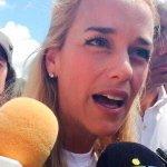 Lilian Tintori: Queda demostrado que Leopoldo López está secuestrado por Maduro http://t.co/0FqsqX7LJj http://t.co/F7owFhYspv