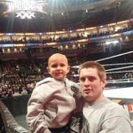 Im grateful 2 have met Connor 1 yr ago at #RoyalRumble. Im thinking about you my friend. https://t.co/47oUlSD62N http://t.co/in06zigBPx