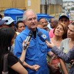 Ledezma sobre Leopoldo López: Tiene la solidaridad del mundo http://t.co/zS1PZkZTgN http://t.co/qMvSdgOtzt