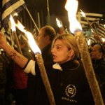 Will they invite Golden Dawn members now to their EU summits in Brussels now? #GreekElections http://t.co/w5uLuU61eV