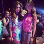 """Que bellas!!! Dayana Mendoza & y la """"Reina del Back To Back"""" Stefania Fernández en Doral!!! ¿Están listos? Solo h... http://t.co/s4DRJpvsoN"""